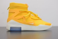Nike Air Fear of God 1 Yellow Amarillo AR4237-700