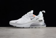 Off-White x Nike Air Max 270 White Custom