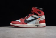 Off-White x Air Jordan 1 Chicago 'The 10' AA3834-101