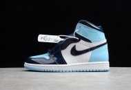 Air Jordan 1 Retro High OG 'UNC Patent' CD0461-401